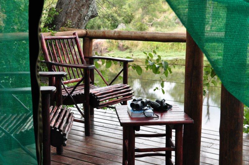 Mosambik Great Limpopo Transfrontier Park Machampane Wilderness Camp Zeltunterkunft Iwanowskis Reisen - afrika.de
