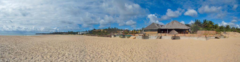 Mosambik Barra Halbinsel Palm Grove Resort Iwanowskis Reisen - afrika.de