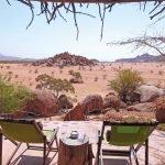 Namibia-Höhepunkte im Nordwesten