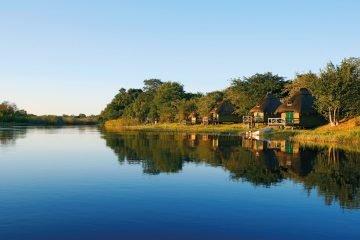 Namibia Caprivi Camp Kwando Iwanowskis Reisen - afrika.de