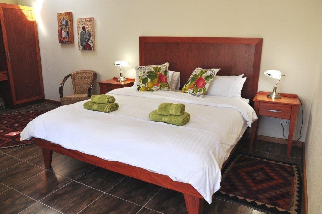 Namibia Swakopmund Central Guesthouse Zimmer Iwanowskis Reisen - afrika.de