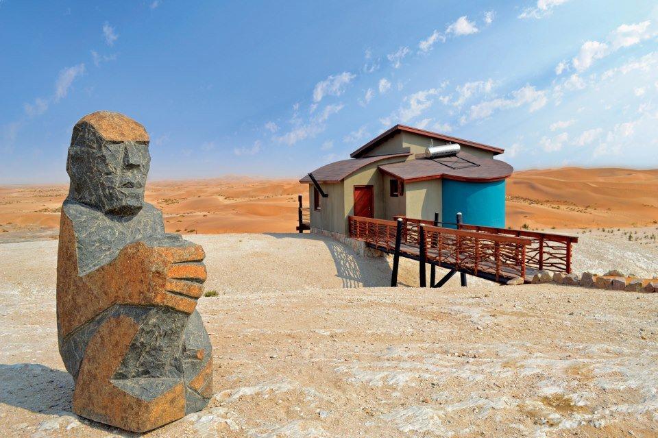 Namibia Swakopmund Desert Breeze Lodge Iwanowskis Reisen - afrika.de