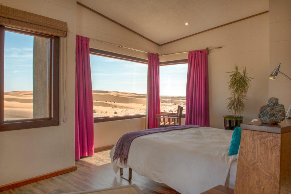 Namibia Swakopmund Desert Breeze Lodge Zimmer Iwanowskis Reisen - afrika.de