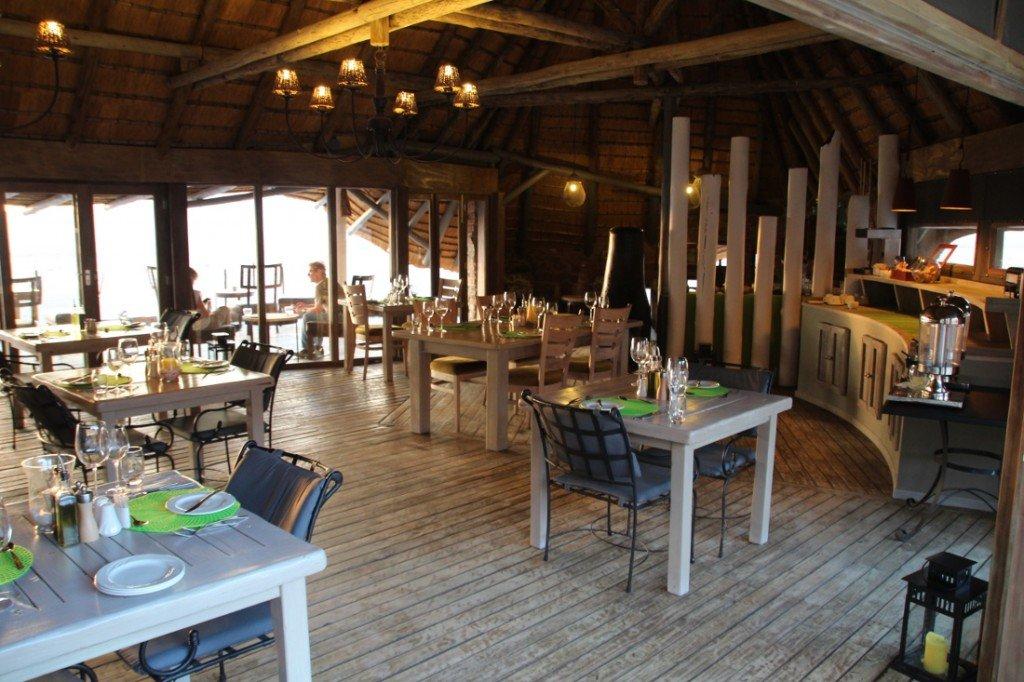 Namibia Sossusvlei Desert Homestead Outpost Restaurant Iwanowskis Reisen - afrika.de