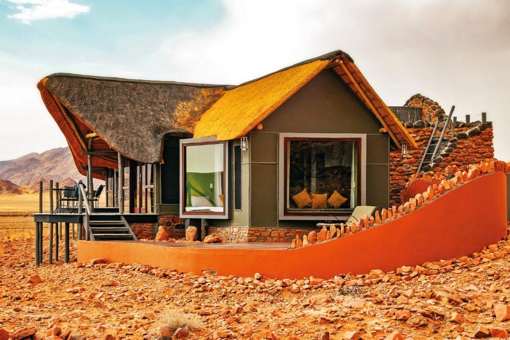 Namibia Sossusvlei Desert Homestead Outpost Iwanowskis Reisen - afrika.de