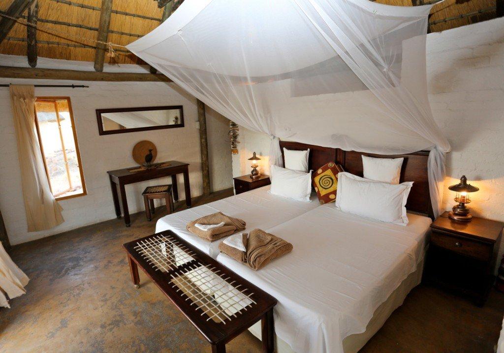 Namibia Desert Homestead Lodge Zimmer Iwanowskis Reisen - afrika.de