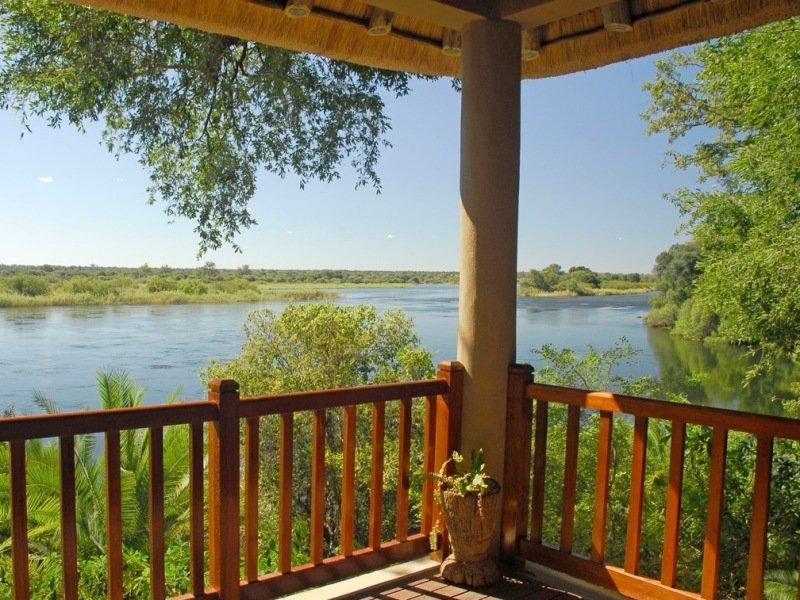 Namibia Divava Lodge Ausblick