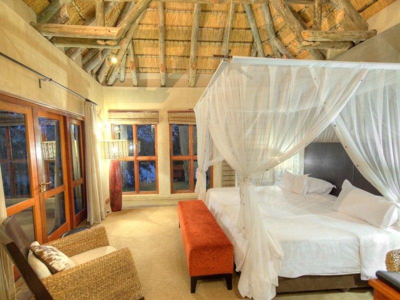Namibia Divava Lodge Zimmer