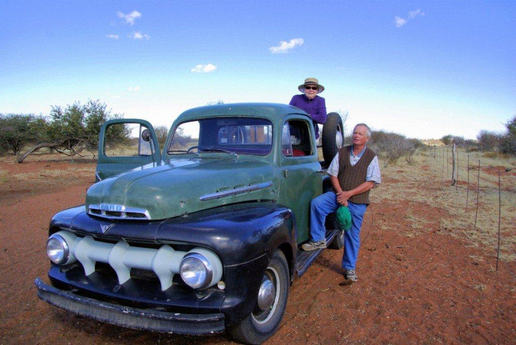 Namibia Farm Heimat Besitzerpaar Iwanowskis Reisen - afrika.de