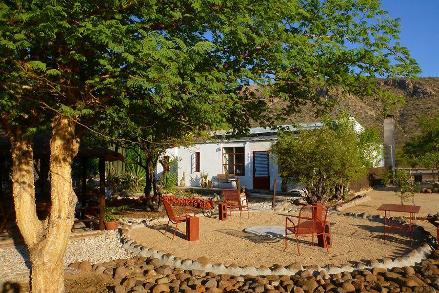 Namibia Farm Omandumba Iwanowskis Reisen - afrika.de