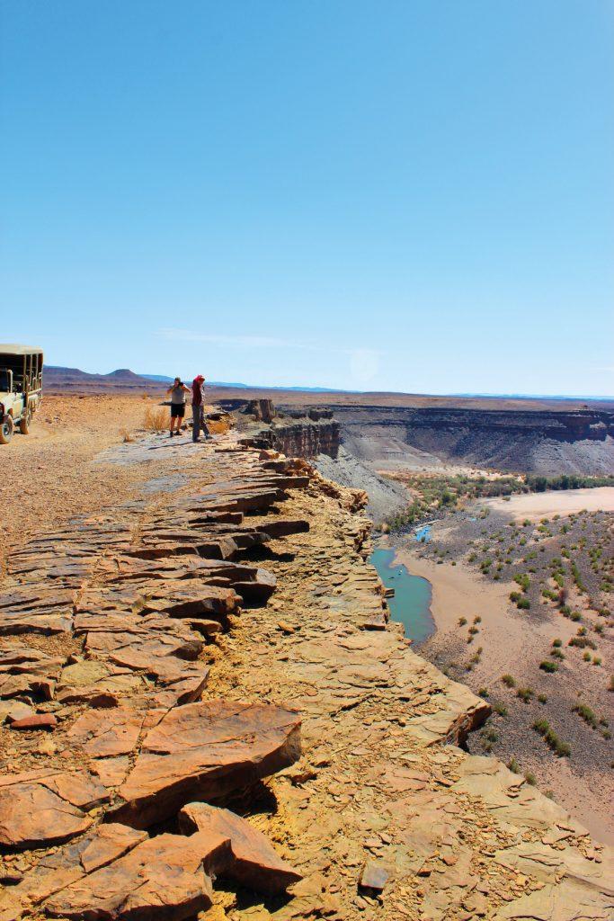 Namibia Fish River Canyon Wanderung Iwanowskis Reisen - afrika.de