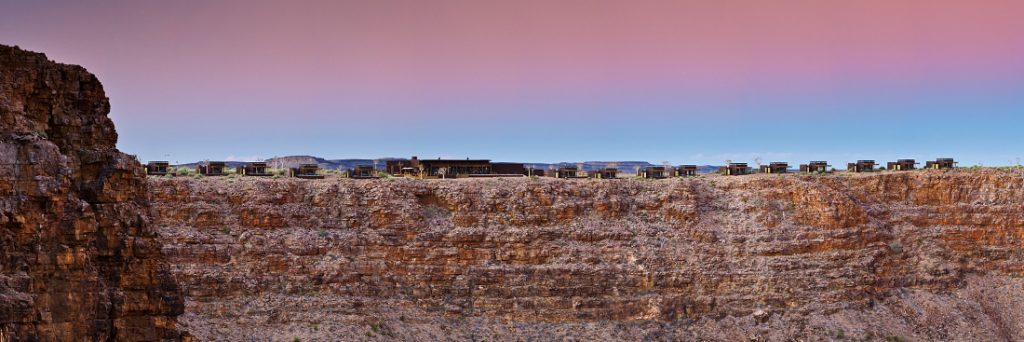 Namibia Fish River Canyon Lodge Iwanowskis Reisen - afrika.de