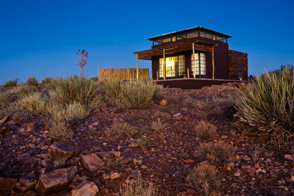 Namibia Fish River Canyon Lodge Unterkunft Iwanowskis Reisen - afrika.de