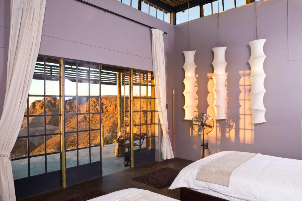 Namibia Fish River Canyon Lodge Zimmer Iwanowskis Reisen - afrika.de
