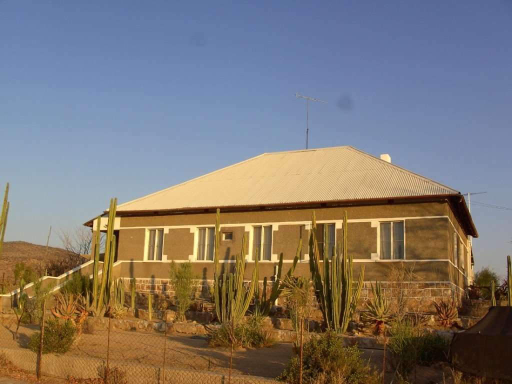 Namibia Gästefarm Omburo Ost Iwanowskis Reisen - afrika.de
