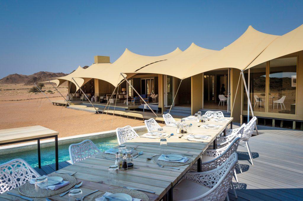 Namibia Kaokoveld Hoanib Skeleton Coast Camp Iwanowskis Reisen - afrika.de