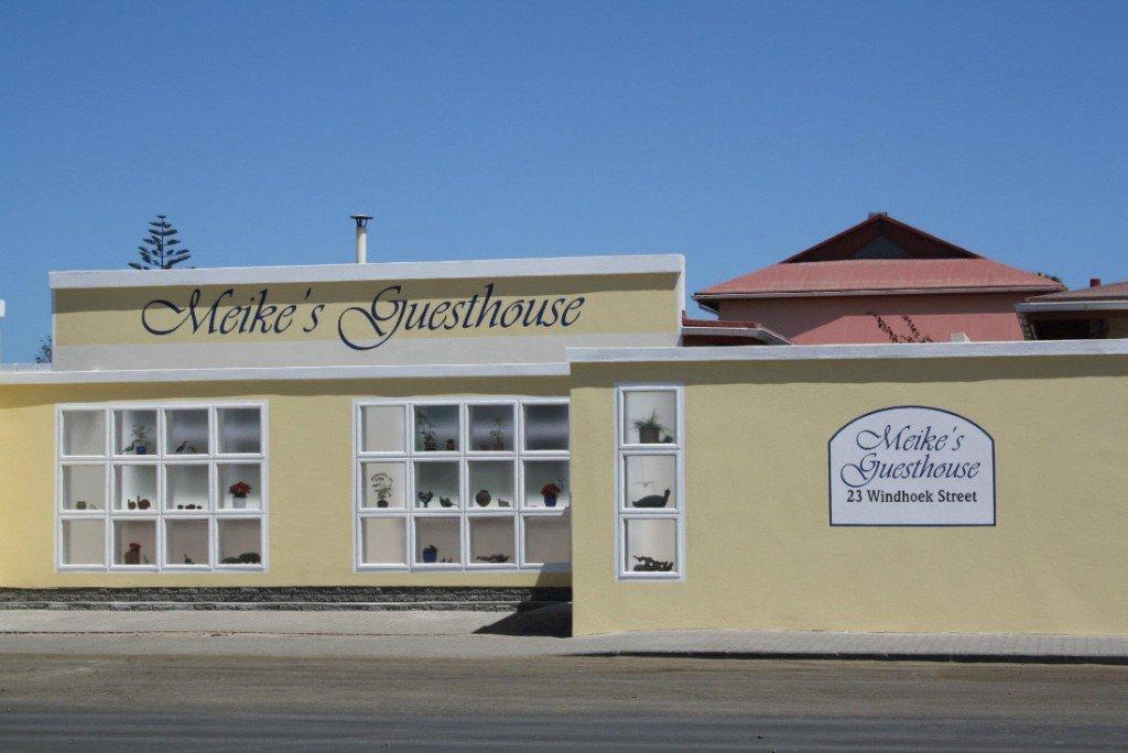 Namibia Swakopmund Meikes Guesthouse Iwanowskis Reisen - afrika.de