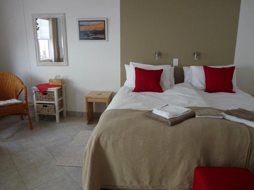 Namibia Swakopmund Meikes Guesthouse Zimmer Iwanowskis Reisen - afrika.de