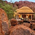Namibia Mowani Mountain Camp Unterkunft