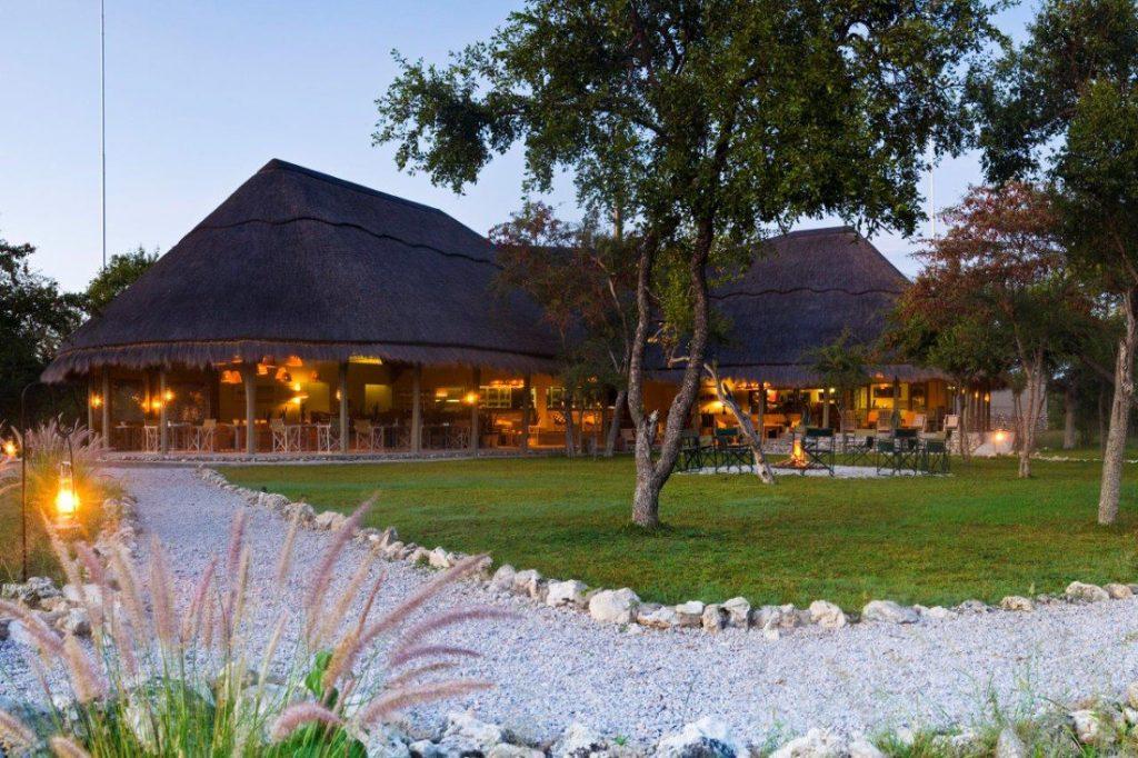 Namibia Etosha National Park Mushara Bush Camp Iwanowskis Reisen - afrika.de
