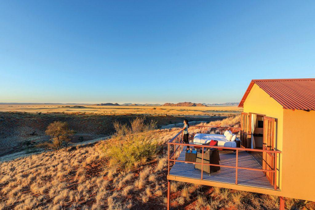 Namibia Sossusvlei Namib Dune Star Camp Iwanowskis Reisen - afrika.de