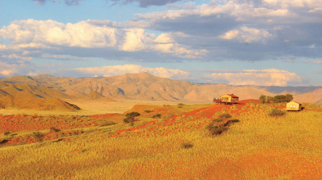 Namibia Sossusvlei Namib Dune Star Camp Lage Iwanowskis Reisen - afrika.de