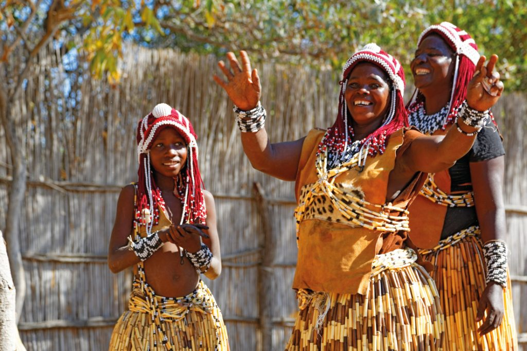 Namibia Caprivi Namushasha Cultural Heritage Centre Iwanowskis Reisen - afrika.de