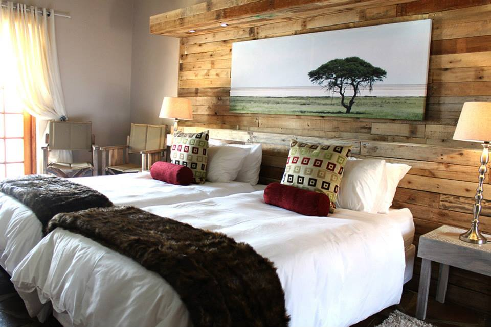 Namibia Etosha Okutala Lodge Gästezimmer Iwanowskis Reisen - afrika.de