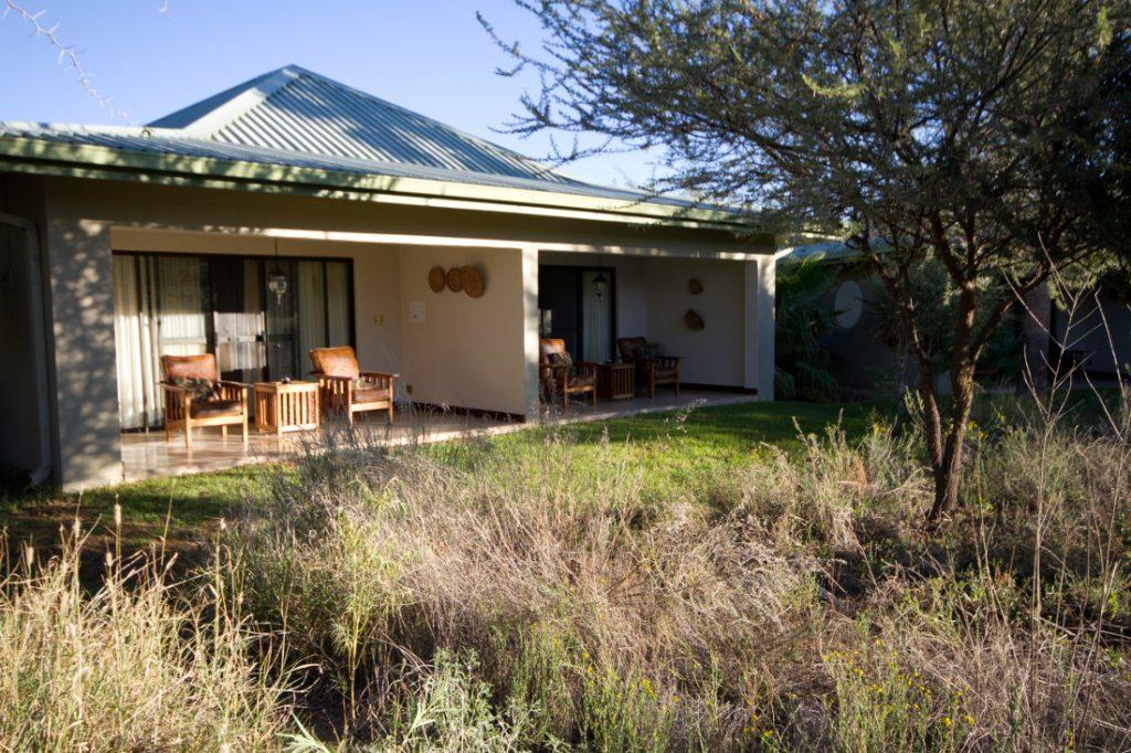 Namibia Erindi Game Reserve Old Traders Lodge Zimmer Iwanowskis Reisen - afrika.de