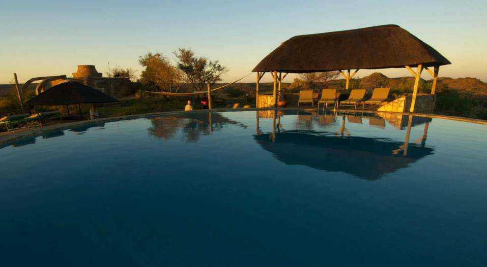 Onjala Lodge Pool