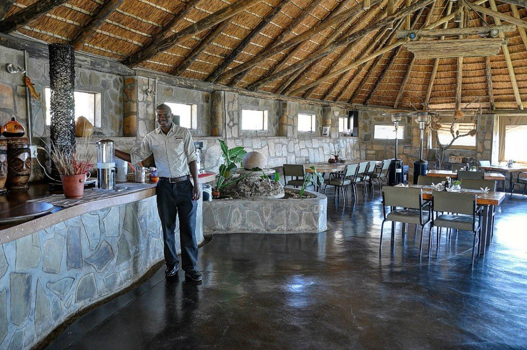 Onjala Lodge Restaurant