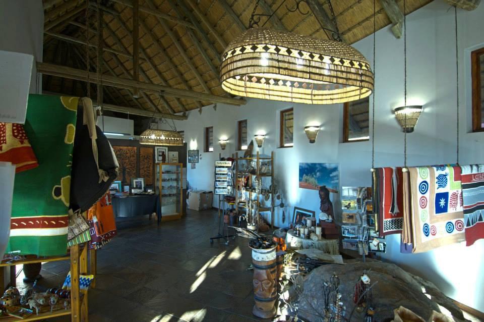 Onjala Lodge Souvenirshop