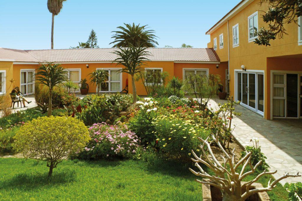 Namibia Swakopmund Orange House Iwanowskis Reisen - afrika.de