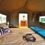 Namibia: Ozondjou Trails Zeltcamp