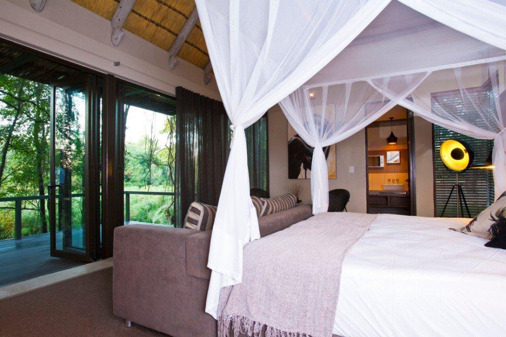 Namibia Popa Falls Resort Gästezimmer Iwanowskis Reisen - afrika.de