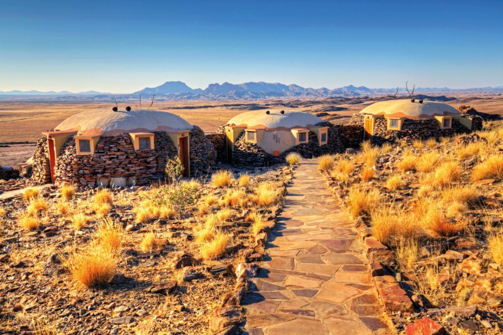 Namibia Khomas Hochland Rostock Ritz Desert Lodge Iwanowskis Reisen - afrika.de