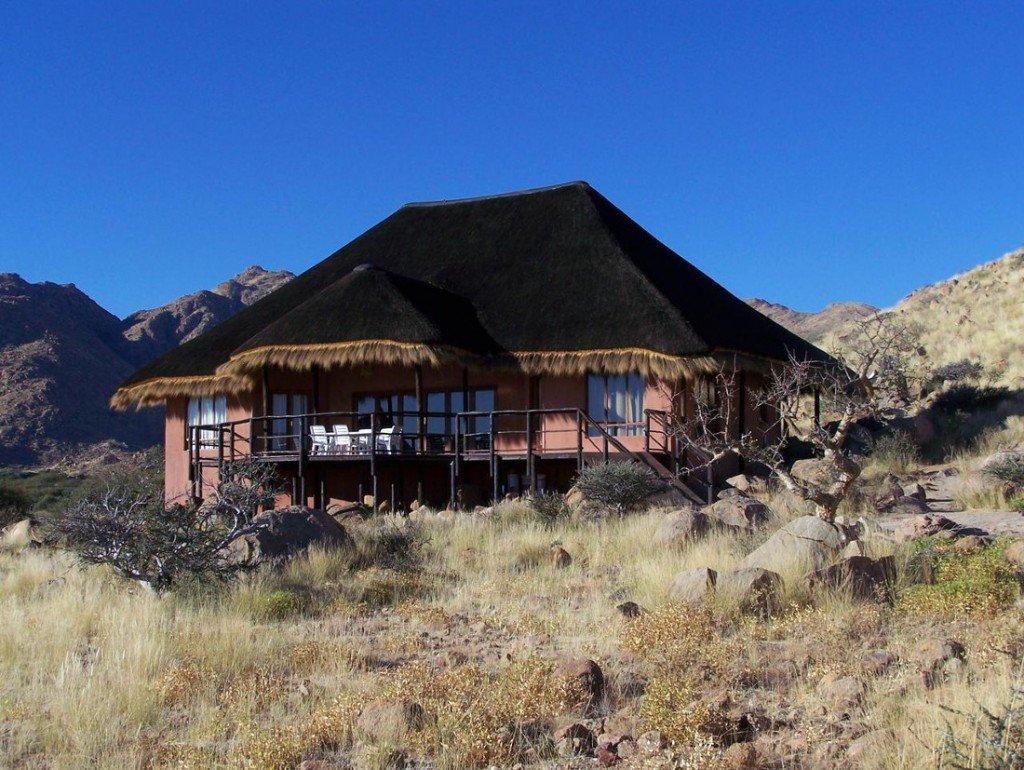 Namibia Solitaire Gästefarm Iwanowskis Reisen - afrika.de