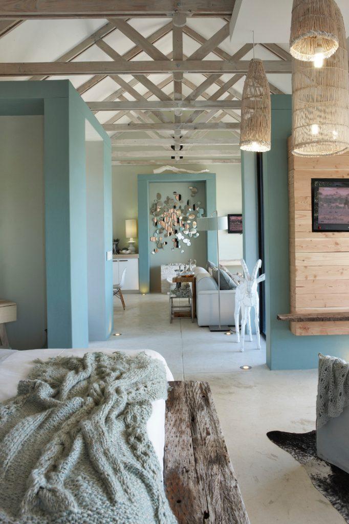 Namibia Windhoek The Olive Exclusive Boutique Hotel Suite Iwanowskis Reisen - afrika.de
