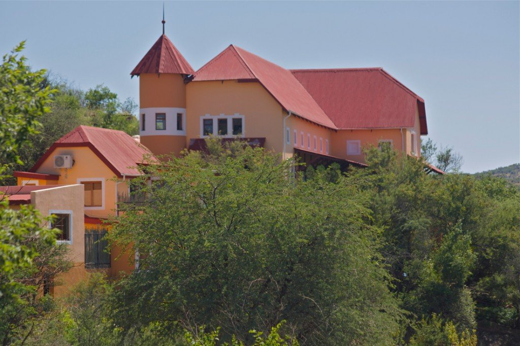 Namibia Windhoek Ti Melen Iwanowskis Reisen - afrika.de