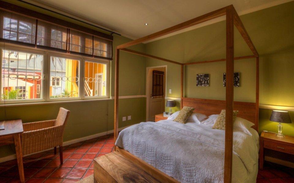 Namibia Swakopmund Villa Margherita Gästezimmer Iwanowskis Reisen - afrika.de