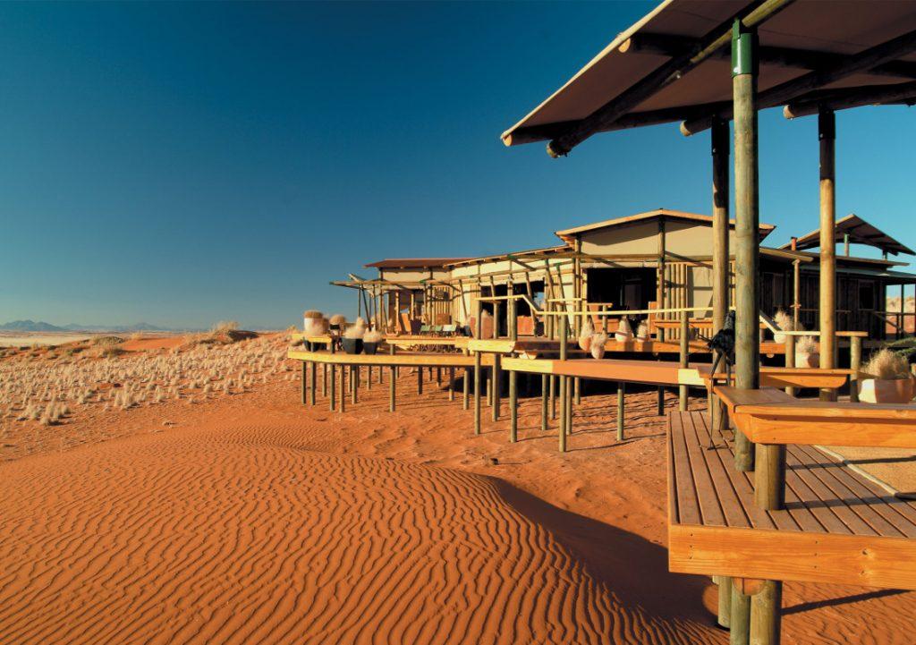 Namibia NamibRand Nature Reserve Wolwedans Dunes Lodge Iwanowskis Reisen - afrika.de
