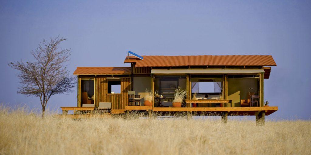 Namibia NamibRand Nature Reserve Wolwedans Dunes Lodge Unterkunft Iwanowskis Reisen - afrika.de