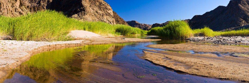 Namibia Ai-Ais Richtersveld Transfrontier Park Iwanowskis Reisen - afrika.de