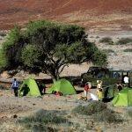 Familiensafari Namibia