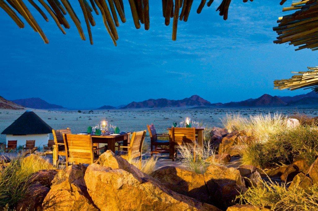 Namibia Desert Homestead Lodge Iwanowski's Reisen - afrika.de