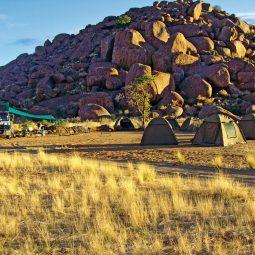 Namibia Campingsafari Drifters Camp Iwanowskis Reisen - afrika.de