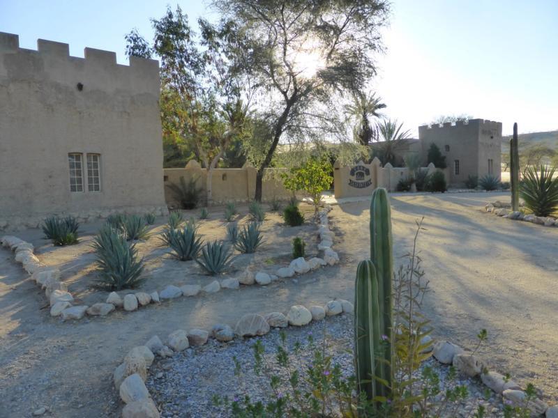 Namibia_Fort Sesfontein