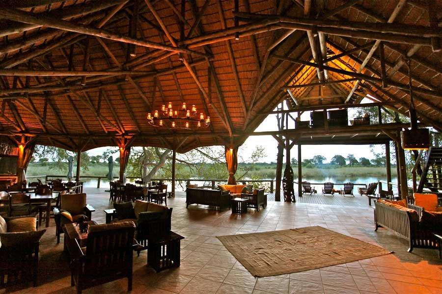 Namibia Caprivi Lianshulu Lodge Iwanowskis Reisen - afrika.de