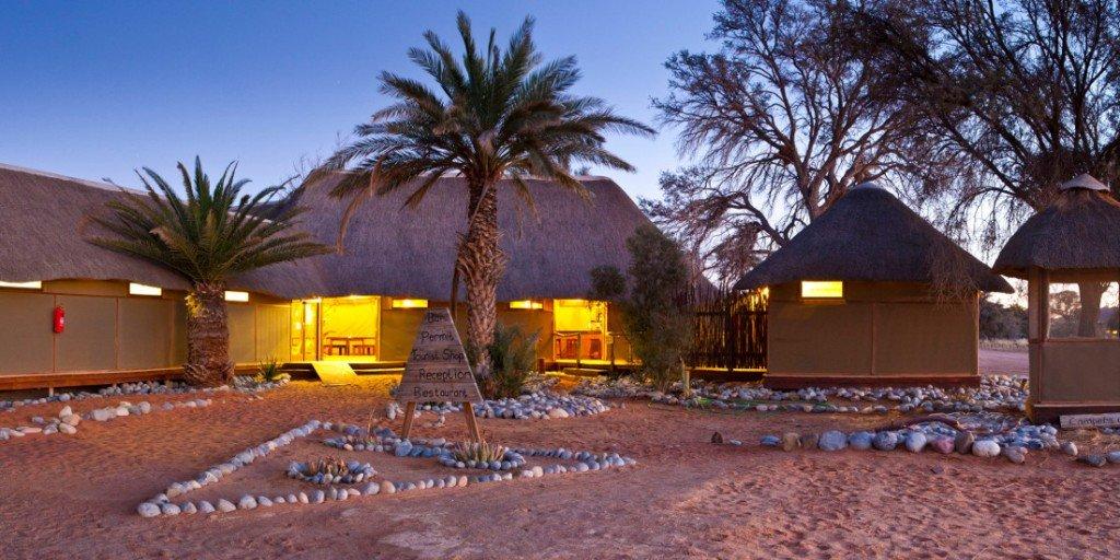 Namibia Sesriem Campingplatz Iwanowskis Reisen - afrika.de