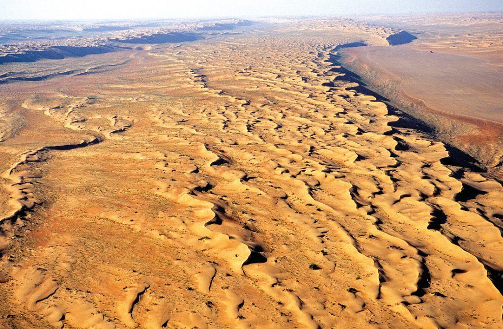 Oman Wüste Wahiba Sands Gruppenreise Rundreise Iwanowskis Reisen - afrika.de